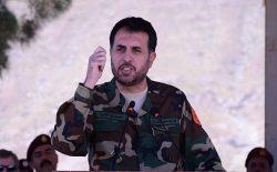 اسدالله خالد به طالبان: تا وقتی که به افغانکشی ادامه دهید، نیروهای دفاعی و امنیتی نیز با شما میجنگند