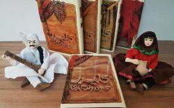 دو صحنه، دو توصیف؛ مارال و گلمحمد در کلیدر، شیرین و خسرو در خسرو و شیرین