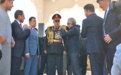 مارشال دوستم: اگر رهبری جنگ را به من بدهند، در شش ماه گروه طالبان را شکست خواهم داد