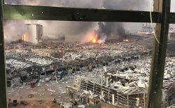 انفجار بزرگ در لبنان ۷۸ کشته و حدود ۴ هزار زخمی به جا گذاشت