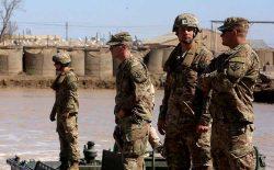 شمار نیروهای امریکایی در عراق تا سه ماه آینده به ۳۵۰۰ نفر کاهش مییابد