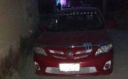 نیروهای پولیس یک موتر سرقتشده را در کابل دوباره به مالکاش تسلیم کردند