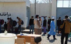 شمار مبتلایان به ویروس کرونا در افغانستان از مرز ۳۸ هزار نفر گذشت
