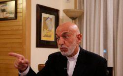 کرزی: طالبان باید زیر چتر بیرق سه رنگ افغانستان به حکومتداری ادامه دهند