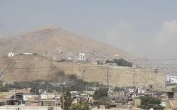 چندین فیر راکت در نواحی ۸ و ۱۷ شهر کابل برخورد کرد