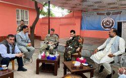 اسکات میلر: نیروهای امریکایی برای توقف خشونتها در کنار نیروهای افغان میایستند