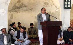 بزرگان شکردره: به دستور والی کابل به بازماندگان طالب کمک توزیع شد