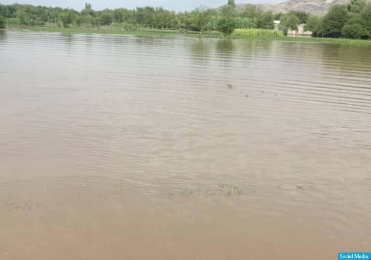 جاری شدن سیلاب در ننگرهار ۱۷ کشته به جا گذاشت