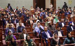 اعضای مجلس نمایندگان در لویهجرگهی مشورتی صلح شرکت میکنند