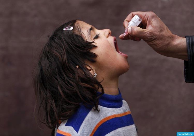 یونیسف: کمپاین تطبیق واکسین پولیو در افغانستان و پاکستان از سر گرفته شد