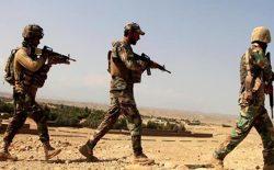 کشته شدن ۴ نفر از نیروهای امنیتی در ولایت ننگرهار