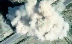 در حملهی هوایی نیروهای ارتش، ۲۱ هراسافگن طالب در فاریاب کشته شدند