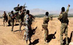 کشته شدن ۴ سرباز امنیتی در ننگرهار