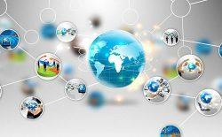 رویارویی جغرافیا و فضای مجازی
