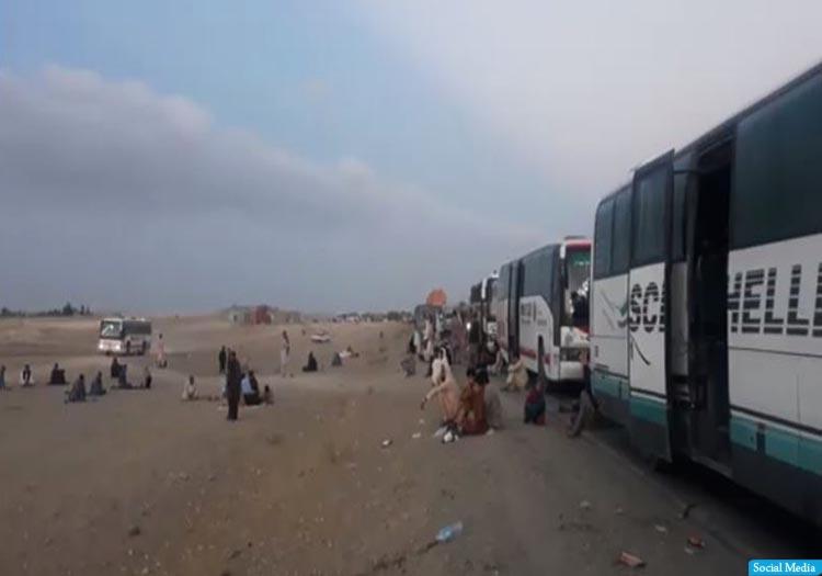 ادعای تجاوز جنسی دزدان مسلح بر یک مسافر زن در ولایت غزنی