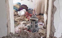 حملهی موتر بمبگذاریشده در بلخ؛ دهها خانهی مسکونی تخریب شده است