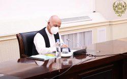 غنی: وضعیت موجود در حوزههای امنیتی شهر کابل قابل قبول نیست