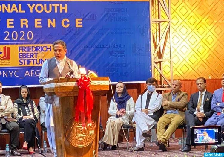وحید عمر: آتشبس اولین مسألهای است که در مذاکرات میانافغانی روی آن بحث میشود