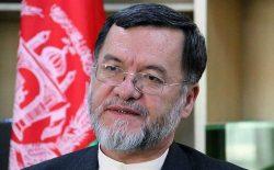 سرور دانش: طالبان با حضور در میز مذاکره دریافتهاند که با جنگ نمیتوانند پیروز شوند