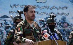 اسدالله خالد: گروه طالبان قصد دارد با افزایش خشونتها در مذاکرات صلح امتیاز بگیرد