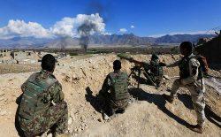 بیباوری طالبان به صلح؛ در دو روز گذشته بیشتر از ۴۰ سرباز افغان کشته شدند