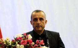 امرالله صالح: جرایم جنایی کاهش یافته، اما صفر نشده است