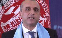 امرالله صالح: طالبان با مفهوم حاکمیت قانون در افغانستان بیگانه اند