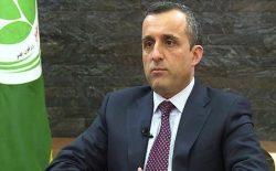 امرالله صالح: طالبان یک گروه کوچک و زشت است و مردم باید منتظر ذوب شدن آن باشند