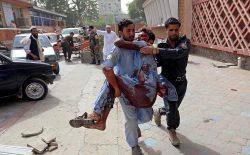 طالبان در دو هفتهی گذشته ۹۸ غیر نظامی را کشتند