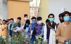 شرکتکنندگان کانکور در هرات، خواستار بازنگری نمرههای شان استند