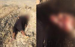 جسد زنی با سر و صورت پوستشده در کندهار پیدا شد