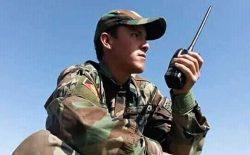 سربازی که پیش از معاش  جسدش به خانه رسید