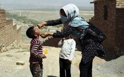 ثبت ۵۳ مورد ابتلا به پولیو در افغانستان؛ کارزار سراسری تطبیق واکسین پولیو راهاندازی میشود