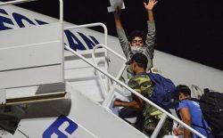 پنجاه کودک پناهجو از یونان به آلمان منتقل میشوند