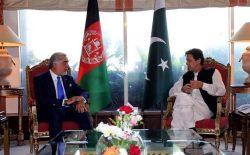 عمران خان: پاکستان از کاهش خشونت و برقراری آتشبس در افغانستان حمایت میکند