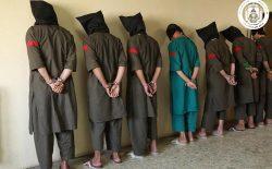 هفت نفر به شمول شش سرباز پولیس به اتهام تجاوز جنسی بر یک کودک در کندهار بازداشت شدند