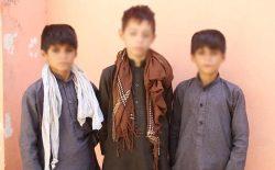 از قاچاق سه کودک به پاکستان جلوگیری شد
