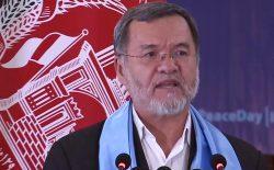 سرور دانش: طالبان با مذهبیسازی گفتوگوهای صلح به اتحاد میان مردم آسیب نزنند