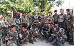 گرگان سیاه؛ گروهی که طالبان از نامش ترس داشتند