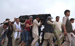 در چهار هفتهی گذشته  ۱۰۹ غیر نظامی در حملات طالبان کشته شدند