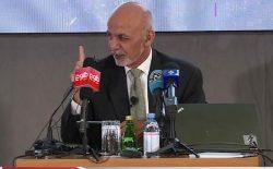 رییسجمهور غنی در قطر: جنگ افغانستان، جنگ منطقهای است