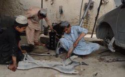 چهل درصد کودکان در ولایت کندهار مشغول کارهای شاقه اند