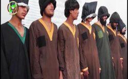یک شبکهی هفت نفری طالبان در ولایت لغمان بازداشت شدند