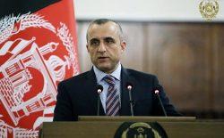 امرالله صالح: به خاطر راکتپراکنی در کابل، حمایت از جلسات ششونیم ۴۰ درصد کاهش یافته است