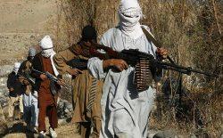 دخترانش را در آب انداخت تا به دست طالبان نیفتند