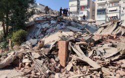 زلزلهی شدید در ترکیه و یونان ۲۲ کشته به جا گذاشت