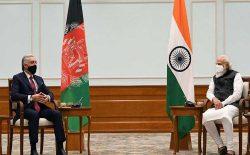 نارندرا مودی: هند از صلح قابل قبول افغانها حمایت میکند