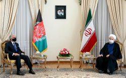 حسن روحانی: دولت ایران از صلح پایدار و قابل قبول برای مردم افغانستان حمایت میکند