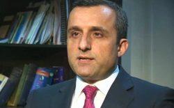 امرالله صالح: برای تروریستان بازداشتشده دادگاه علنی و سریع برگزار میشود