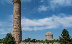بنیاد فرهنگی آغاخان برای بازسازی منار پنجم هرات اعلام آمادگی کرد